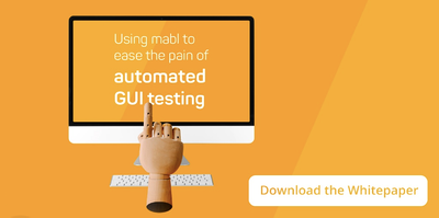 Using mabl to Ease the Pain of Automated GUI Testing