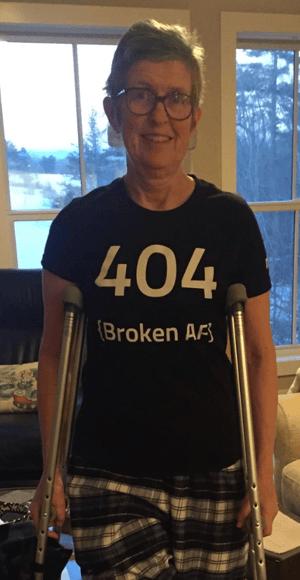 Lisa Crispin Broken AF