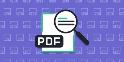 Automated PDF Testing