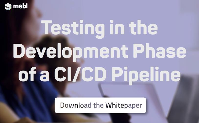 Testing In CI/CD