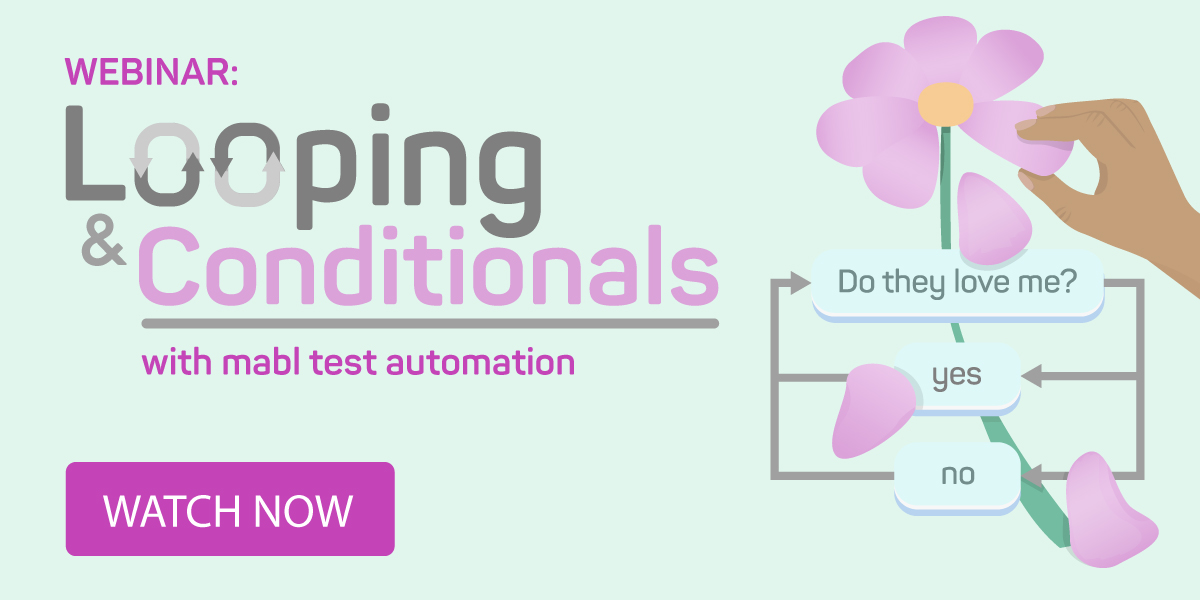 looping and conditionals webinar