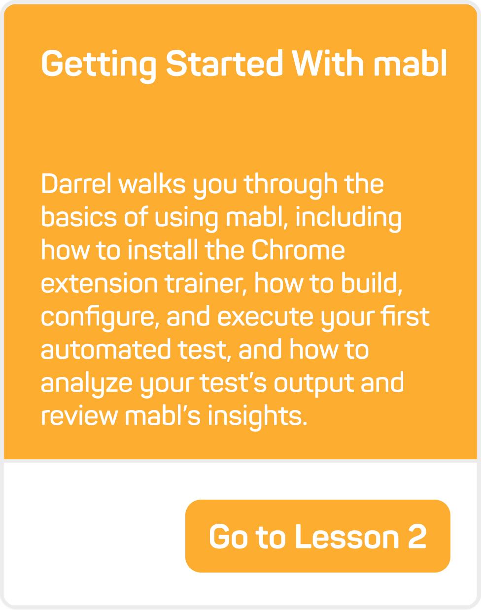 mablU Darrel Lesson 2