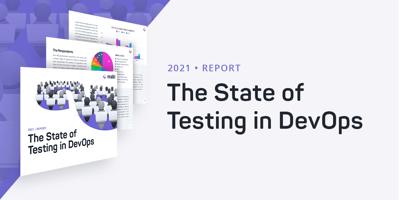 State of Testing in DevOps 2021 Survey Report | mabl