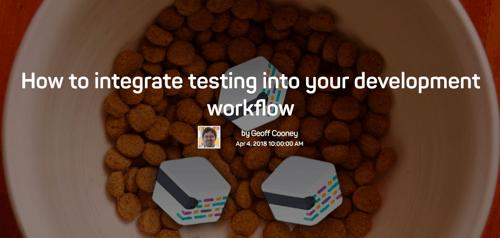 testinginyourworkflow