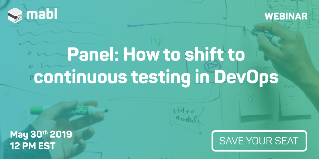 [EXPERT PANEL] How to shift to continuous testing in DevOps