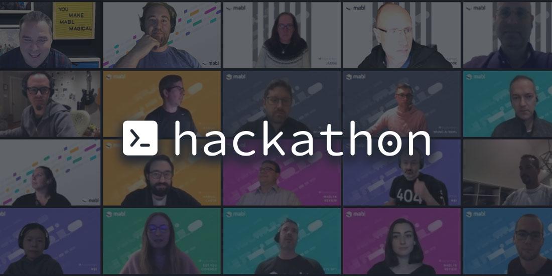 Mabl Hackathon 2.0: Inspiration & Momentum