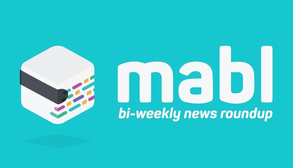 mabl modern developer news roundup