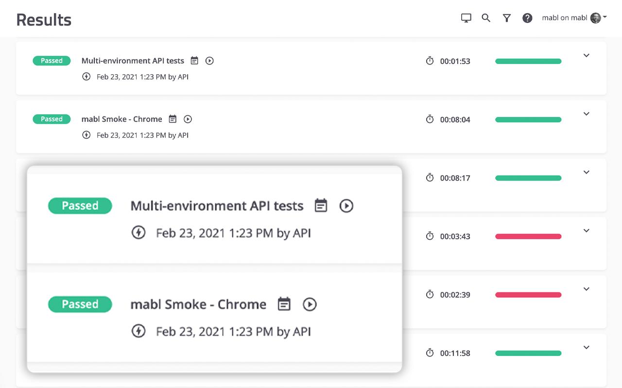 feature tab api validation
